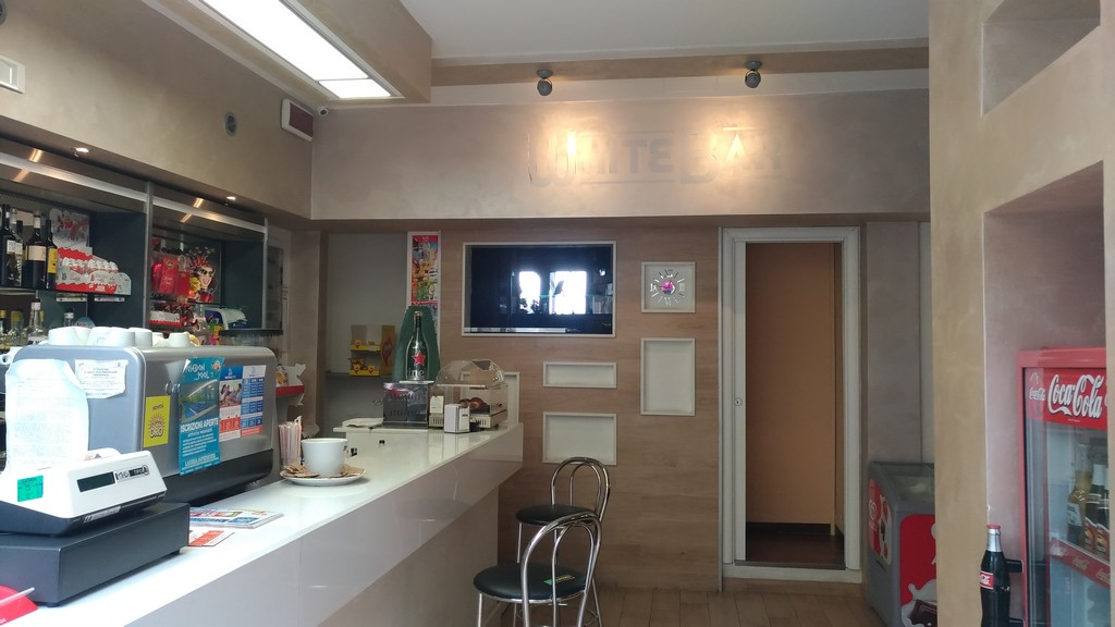 Hotel Sette e Mezzo - whitebar