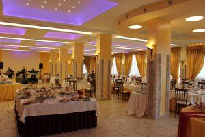 Sala dei Riflessi - Hotel Sette e Mezzo - banquetting ed eventi